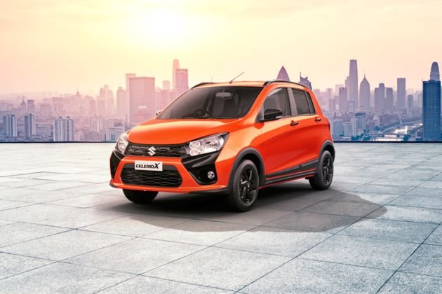 Maruti Celerio X AMT ZXI Option