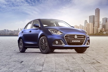 Maruti Dzire ZXI Plus AT