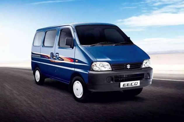 Maruti Eeco (BS6) cars Price, Images, Review & Specs