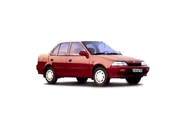 Maruti 1000 Front Left Side Image