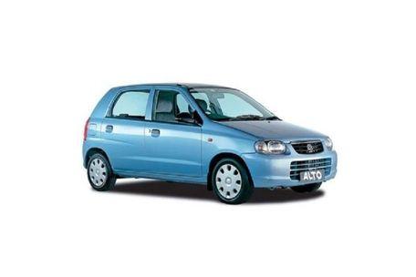 மாருதி ஆல்டோ 2000-2005 front left side image