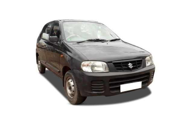 Maruti Alto 2005-2010 Front Left Side Image