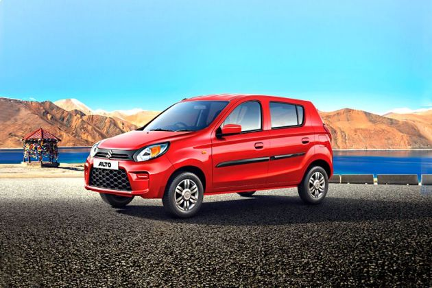 Maruti Alto 800 Price (August Offers!), Images, Review & Specs