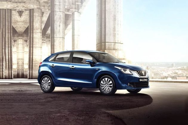 Maruti Baleno Alpha Automatic On Road Price (Petrol