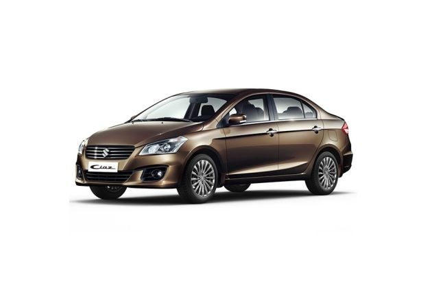 Maruti Ciaz 2014-2017 Front Left Side Image