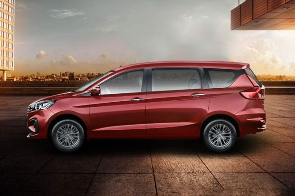 New Maruti Ertiga Price Images Review Specs