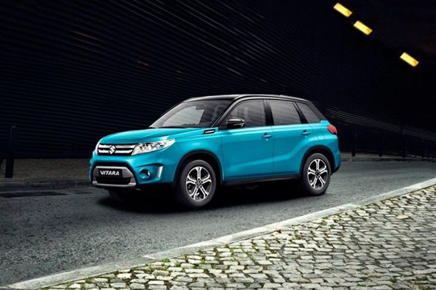 మారుతి grand vitara front left side image