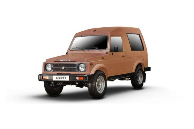 Maruti Gypsy 1993-1996 Front Left Side Image