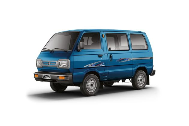 Maruti Omni Front Left Side Image