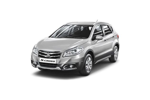 Maruti SX4 S Cross 2015-2017 Front Left Side Image