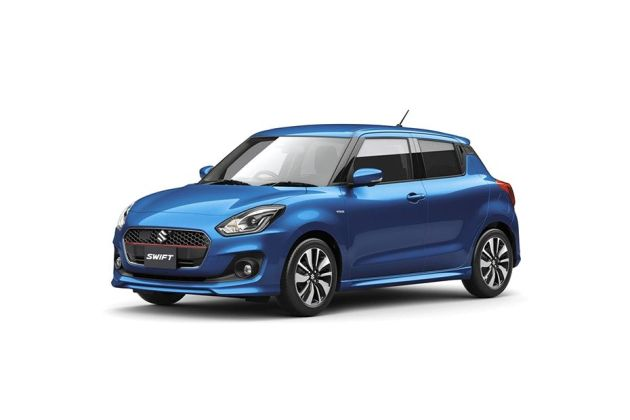 Maruti Swift 2018 Front Left Side Image