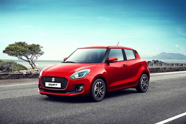 Maruti Swift Front Left Side Image