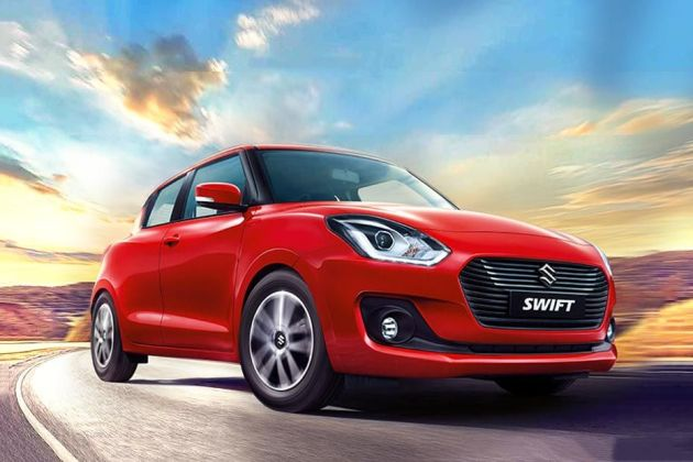 Maruti Swift AMT VXI On Road Price (Petrol), Features