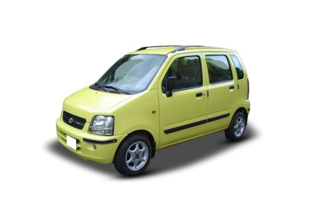 Maruti Wagon R 1999-2006 Front Left Side Image