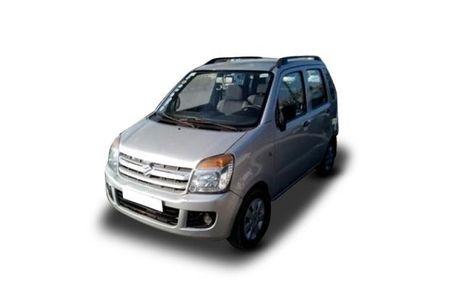 Maruti Wagon R 2006-2010 Front Left Side Image