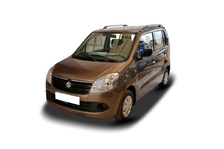 Maruti Wagon R 2010-2012 Front Left Side Image