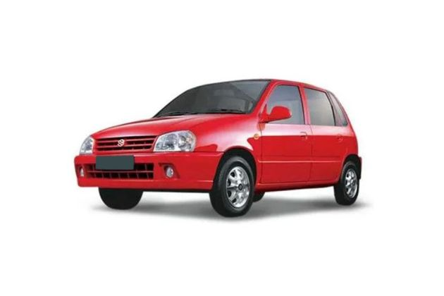 Maruti Zen Front Left Side Image