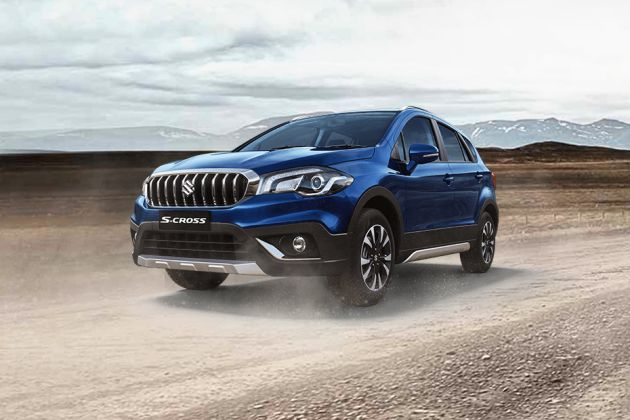 Maruti S-Cross Alpha AT