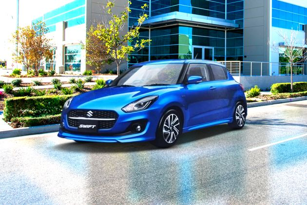 Maruti Swift 2020 Front Left Side Image