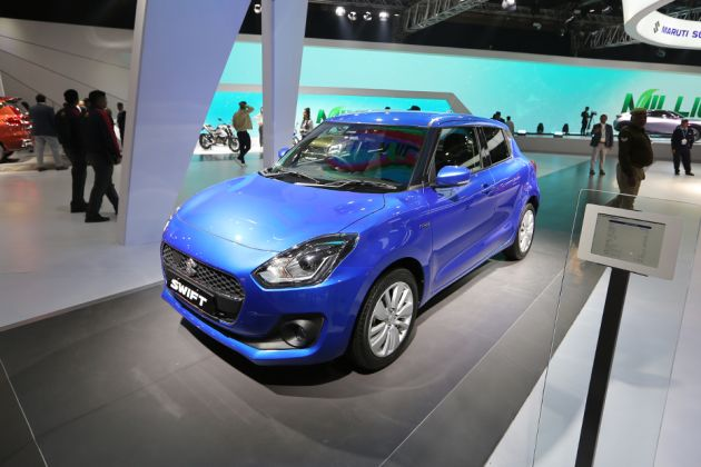 Maruti Swift Hybrid Front Left Side Image