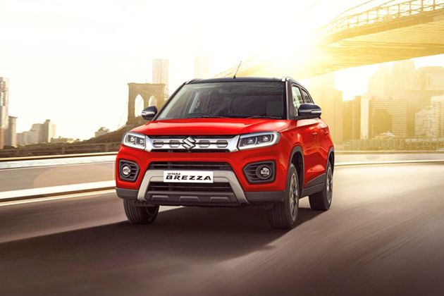 Maruti Vitara Brezza ZXI Plus AT Dual Tone