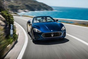 Maserati Gran Cabrio Front Fog Lamp Image
