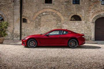Maserati Gran Turismo Side View (Left)  Image
