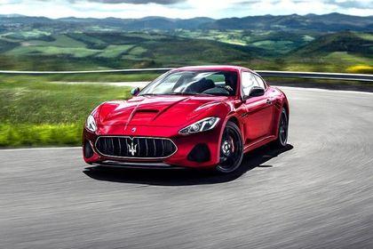 Maserati Gran Turismo Front Left Side Image