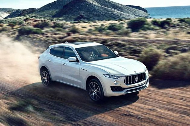 maserati levante price, images, review & specs