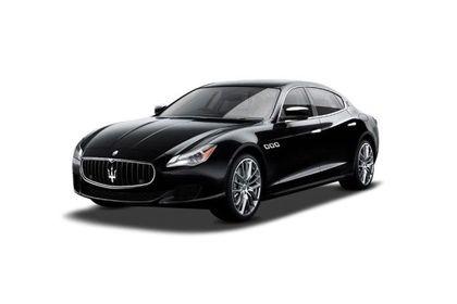 Maserati Quattroporte 2011-2015 Front Left Side Image