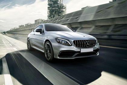 Mercedes-Benz C-Class Front Left Side Image