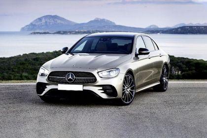 Mercedes-Benz E-Class 2020 Front Left Side Image