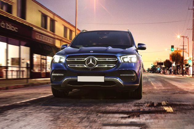 Mercedes-Benz GLE 400d Hip Hop Edition