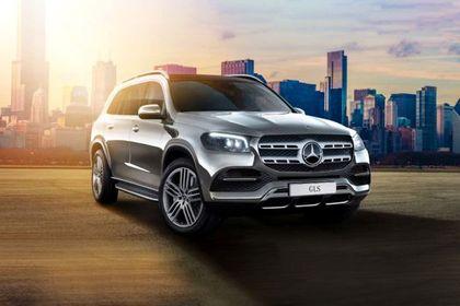 Mercedes-Benz GLS Front Left Side Image