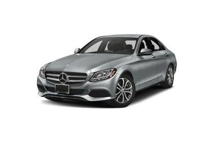 Mercedes-Benz C-Class 2018 Front Left Side Image