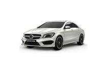 Mercedes-Benz CLA 2015-2016