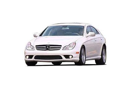 Mercedes-Benz CLS-Class 2006-2010 Front Left Side Image