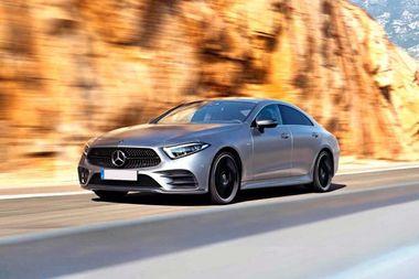Mercedes-Benz CLS 300d