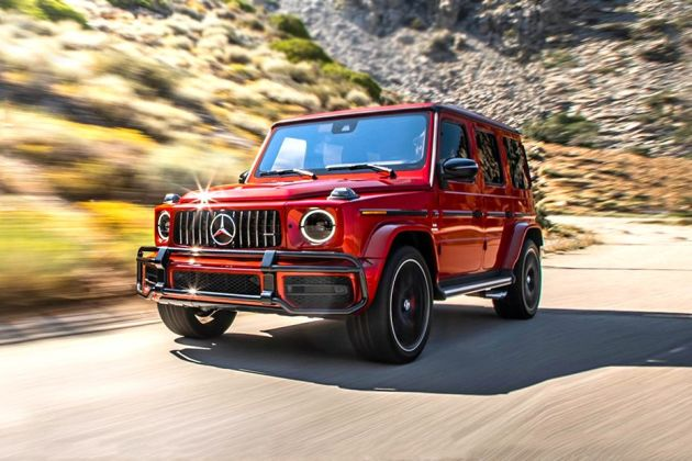 mercedes-benz g-class price, images, review & specs