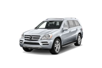 Mercedes-Benz GL-Class 2007 2012 Front Left Side Image