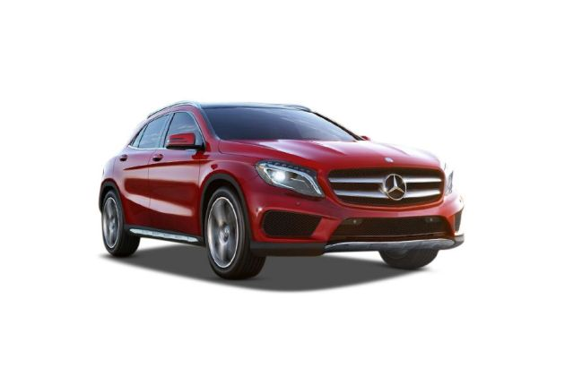 Mercedes-Benz GLA Class 2014-2017 Front Left Side Image