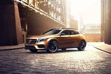 Mercedes-Benz GLA 2014-2019