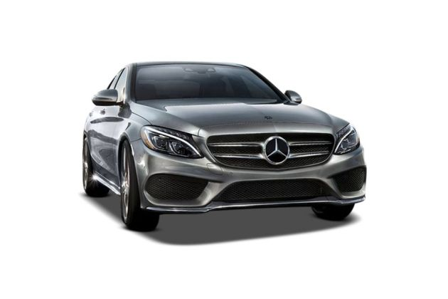 Mercedes-Benz New C-Class 2001-2003 Front Left Side Image
