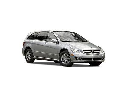 Mercedes-Benz R-Class Front Left Side Image