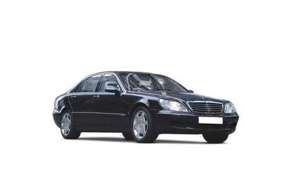 Mercedes-Benz S Class 1999-2005 Front Left Side Image