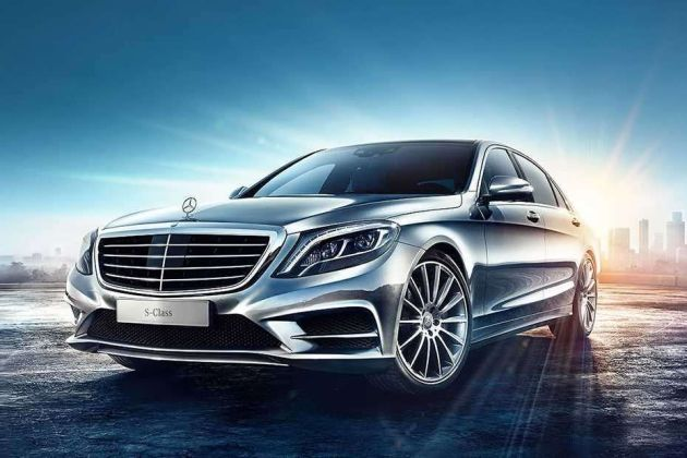 mercedes-benz s-class maybach s600 on road price (petrol), features