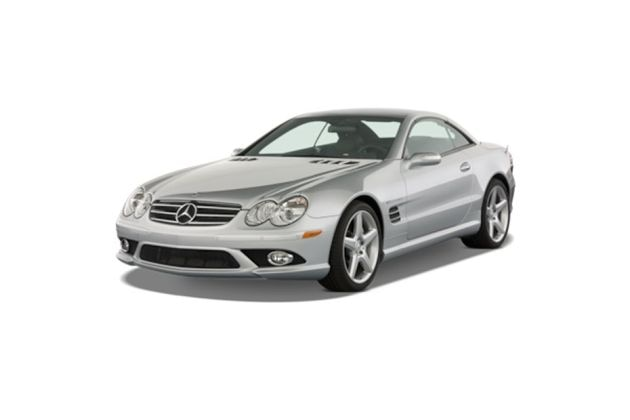 Mercedes-Benz SL Class Front Left Side Image