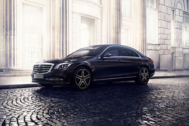 Mercedes Benz S Class Maybach S650 On Road Price Petrol