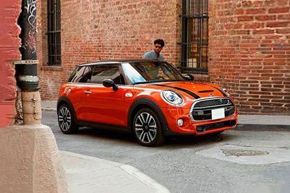 Mini Cooper 3 DOOR Front Left Side Image