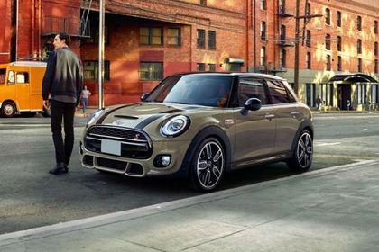 Mini Cooper 5 DOOR Front Left Side Image